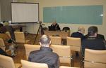Лекция в РКО о теории корпускулярной кварковой физики (г. Москва)